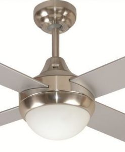 Glendale 1200 Ceiling Fan with Light & Remote Control