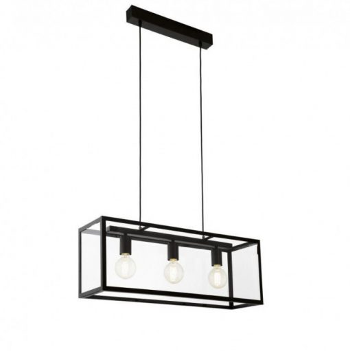 E-Charterhouse 3 Light Pendant (49393)